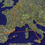 Travel Through Europe