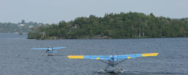 Sudbury Bush Planes