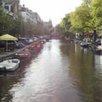 Amsterdam's Canals and Bikes